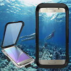 Waterproof Shockproof Dirtproof Cover Case For Samsung Galaxy S9 S7 edge S8 Plus