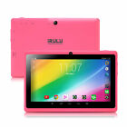 """iRULU eXpro X4 HD 7"""" IPS Tablet PC Android 5.1 Quad Core 16GB Dual Cams w/ Case"""