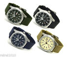 Seiko 5 Sports Military Automatic Watch SNZG07 SNZG09 SNZG11 SNZG15 image
