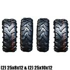 Set+%284%29+New+WANDA+ATV+Tires+AT+25x8%2D12+Front+25x10%2D12+Rear+6PR+10243%2F10244