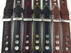 HQ 18MM 20MM 22MM RACING LEATHER WATCH BAND TISSO T STY STRAP/ 7 COLORS Select 1