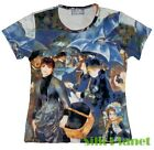 RENOIR Umbrellas IMPRESSIONISM T SHIRT TOP FINE ART PRINT PAINTING WOMEN M L XL