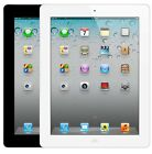 Apple iPad 2 16GB, Wi-Fi, 9.7in in Black or White GRADE A with 1-Year Warranty