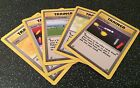 POKEMON TRAINER CARDS - Rare, Uncommons & Commons (Select your Card) All Sets #1
