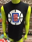 LA Clippers Mitchell & Ness NBA Team Logo Muscle Tee/Singlet