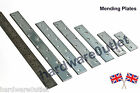 Qty 1 - Mending Plate Galvanised Restraint Strap 30 x 2.5mm 13 Lengths available