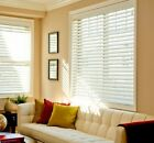 "2"" FAUXWOOD PREMIUM BLINDS 24"" WIDE by 24"" to 96""in LENGTH"