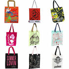Character Tote Bag / Shopping Bag - New + Official With Tag - Sleepy/Spongebob