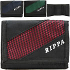 Mens / Boys / Childrens Canvas Style Ripper Wallet