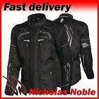 RICHA INFINITY LADIES Black D3O ARMOURED WATERPROOF TOURING MOTORCYCLE JACKET