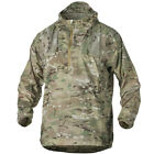 Helikon Windrunner Windshirt Military Tactical Hooded Outdoor Jacket Camogrom