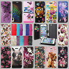 'Apple Ipod Touch 5 5th & Touch 6 6th Generation Leather Wallet Phone Case Cover