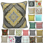 Hituk Cushion Covers Home Decor Linen Sofa Cotton Throw Pillow Case Bed 20X20