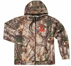 NEW NFL XXL 2XL Small RealTree Cleveland Browns Mens Zip Jacket Camo Coat Hoodie on eBay