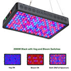 1000W 1200W Watt LED Grow Light Lamp Plants Flower Oganic Growing Full Spectrum