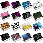 """Stylish Skin Cover Sticker For 9"""" 10"""" 10.1"""" 10.2"""" Dell HP Acer ASUS Sony Laptop"""