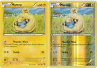 Mareep Common Pokemon Card XY11 Steam Siege 38/114