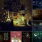 decorative stars for walls - Luminous Wall Sticker For Home Decor Glow In The Dark Star Decal Baby Kid Room