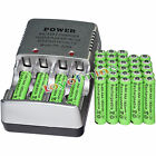 32x AAA 1800mAh 1.2V Ni-MH Rechargeable battery 3A GRE Charger