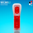 New For Nintendo Wii & Wii U Built in Motion Plus Remote Controller And Nunchuck