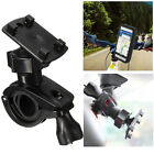 New -ZH310 360° Cell Phone GPS Motorcycle Bicycle Handlebar Bike Mount Holder