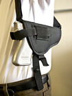 FNH Five Seven | OUTBAGS Nylon Horizontal Shoulder Holster w/ Double Mag Pouch