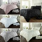 Duvet Cover With PillowCase Bedding Set Alford Modern Stylish Bedding ALL SIZE