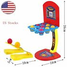 US Stocks Mini Basketball Finger Game Toys for children