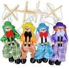 Clown Doll Marionette Puppet Shadow Play Toys for baby Children Gift