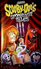 SCOOBY-DO'S SPOOKIEST TALES-CARTOON-2001-VHS-CHILDREN-ADVENTURE-MYSTERY-ACTION!!