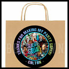 Suicide Squad Birthday Party Bag STICKERS Personalized Labels SOLD BY THE SHEET