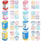 2016 NEW SANRIO HELLO KITTY MELODY GUDETAMA STAMPS 4-IN-1 SELF-INKING STAMP 4974