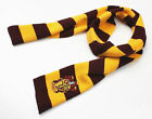 Students Boys Girls Harry Potter Gryffindor Wool Knit Scarves Warm Winter Scarfs