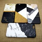 High Quality  Marble mosaic Case Apple iphone7 7Plus Phone Case Iphone case US