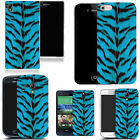 motif case cover for various Popular Mobile phones    - wild blue fur