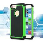 "For iPhone 7 / 8 (4.7"" ) Apple Hybrid Armour Hard Shockproof Tough Cover Case"