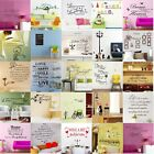 House Quote Word Art PVC Vinyl Home Room Decor Wall Stickers Removable Decal Hot