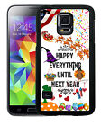 HOLIDAYS RUBBER CASE FOR SAMSUNG S4 S5 S6 S7 EDGE PLUS HAPPY EVERYTHING