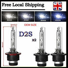 Genuine Oem 2pcs D2r/d2s Hid Xenon Headlight Replacement Bulb Lamp All Color 35w