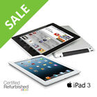 Apple iPad 3 | 16GB/32GB/64GB | AT&T, Verizon or WiFi Tablet in Black or White