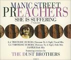 "Manic Street Preachers She Is Suffering - CD2 CD single (CD5 / 5"") UK 6608955"