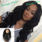360Lace Frontal Closure Peruvian Hair Lace Band Frontal with Baby Hair Body Wave