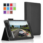 PRO Series Leather / Slim-Fit Folio Case for NVIDIA SHIELD Tablet K-1 (2015)
