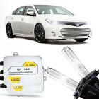 Digital HID Xenon Conversion Replacement Kit Bulbs For Toyota Avalon 2013 2016