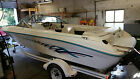 1995 NO RESERVE USED SEARAY BOWRIDER SKI BOAT 8 PASSENGER FALL SPECIAL
