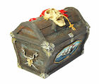Polyresin Pirate Treasure Chest / Box (TY6105)
