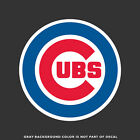 """MLB Chicago Cubs Vinyl Decal Sticker - 4"""" and Larger - 3 Color - Glossy on Ebay"""