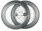 Carbon 88mm Fixed Gear Wheel,700C Carbon Track Bike/Cycling Wheels 20.5mm Wide