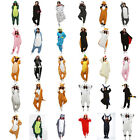 New Unisex Adult Animal Pajamas Hot Cosplay Kigurumi Pyjamas Sleepwear jump suit