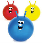 NEW Fun Jump & Bounce Space Hopper Inflatable Retro Toy Colour Choice Free P&P